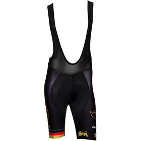 Alb Epic 3.0 Short de cyclisme Avec rembourrage C1 Homme, black/red/gold